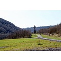 wales abertillery landscape objects statue