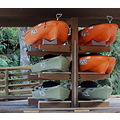 Kayaks at Lettuce Lake Park