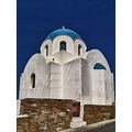 Ios island Kyklades Greece church Mariamel