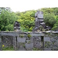 An old lost village high up in the Welsh mountains. I think it must have been where the slate wo...