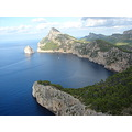 Formentor majorca spain balearic islands harbour mediterranean sea landscape