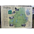 wales trefriw objects signs