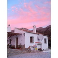 spain andalucia periana sunrise casa mountains
