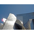 Drive by shooting at the Disney Concert Hall. 