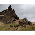 e620 sheep house farm cliff Iceland