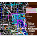 Darling wisconsin district 8 district8 recall negative repubican highway map