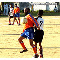 soccer footballer ground player Youth Football Club Mirpur AJK Field Trapping