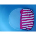 blu stripes fucsia
