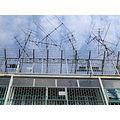 """Ho Chi Minh City, summer 2005, """"salad of antennas"""" as they say in german"""