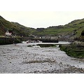 Boscastle Harbour Cornwall England Fishing Boats Rob Hickey 2011