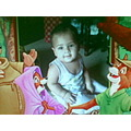 Raies khan with toys