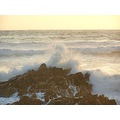 Porto Portugal Oporto beach sea waves