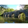 staverton bridge river dart devon