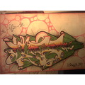 MES Sketch Wildstyle Brodel Graffiti