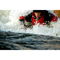 whitewater action kayak sport