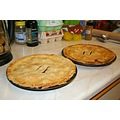 bison blackberry pies