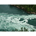 Taken earlier at 3:25pm.At the Whirlpool Areo Car-Niagara Falls,Ont.,On Monday,Aug.5,2013