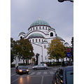 Serbia Belgrade architecture church
