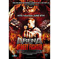 Arena Of The Street Fighter streetfighterthemoviecom