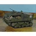 M4 High Speed Tractor US Army WW11 Korea plastic Kit Nitto