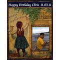 Happy 11. Birthday Christopher !!!