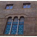 maiorca spain windows windowclub stained glass old stone