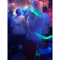 rave tilt rochester newyork nightclub bar party glowstick green blue red light