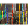 bead beads light sunshine colour colours garden gardens plant