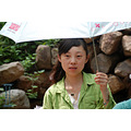 china outdoor summer umbrella canopy portrait