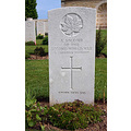 Normandy Normandie D Day June 6 1944 WWII Cemetery Canadian War Cemetery
