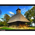 pic  from Romania wood church