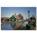 netherlands zaanseschans reflectionthursday farm nethx zaanx farmx viewn