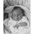 piedmont california us usa portrait baby gail 1950