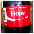 hope dblmissions coca cole coke south africa