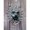 cathedral knocker