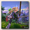tera online cbt5 closed beta elin screenshot mmorpg