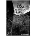 Landscape Architecture Folly Liverpool Castle Remnants Monochrome Spideyj