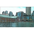 At 4:51.Police Marine Unit-Harbourfront-Toronto,Ont.,On Saturday,May 10,2014