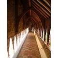 Tenbury church ancient tiles cloistersEngland