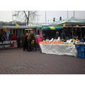 town market grey weather