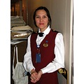 eastern caribbean cruise princess ship attendant woman
