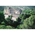 France Provence La Barben monument castle chateau