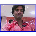 music enjoy playing songs pink blue closeup pradeep vishwakarma