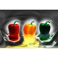 HDR Peppers