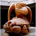 bill reid haida art artfriday vancouver
