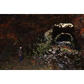 Friend of mine in a cave near Reykjavik , Iceland  And more photos on my blog -  www.iceland-do...