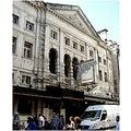 walking - west end - london - deathtrap