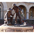 statue diggers gold rush perth littleollie