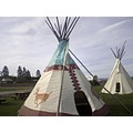 teepees nativeamerican okanagan sioux
