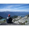 Top of whisler canada BC